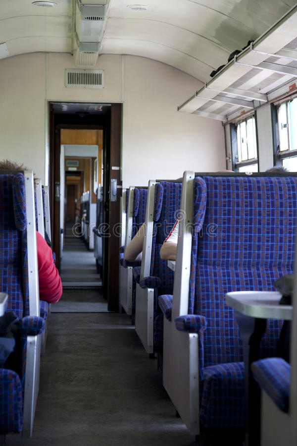 Carro Railway imagem de stock