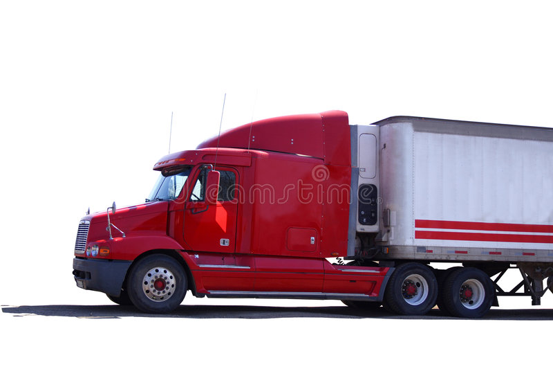 Carro rojo imágenes de archivo libres de regalías