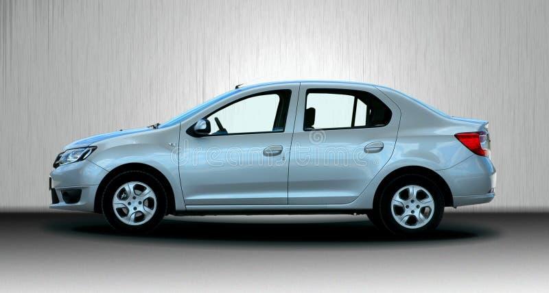Carro, sedan foto de stock royalty free