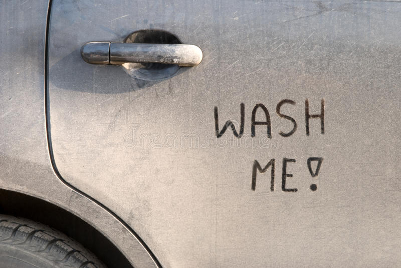 Carro sujo
