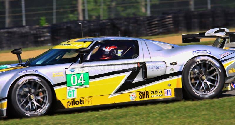 Carro super de Ford GT fotos de stock royalty free