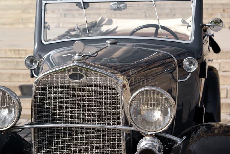 Carro velho. imagem de stock