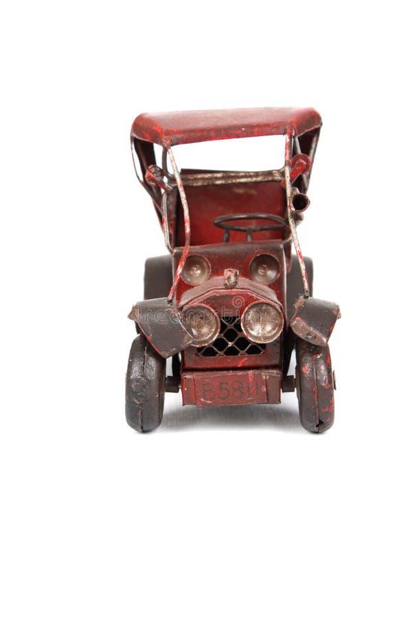 Carro velho oxidado foto de stock