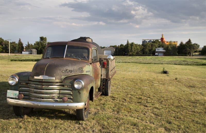 Carro viejo de la vendimia fotos de archivo libres de regalías