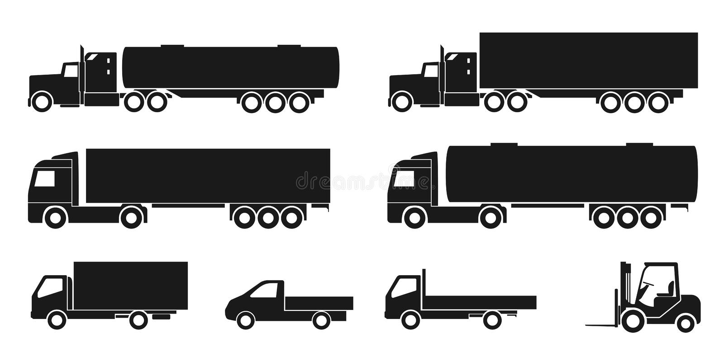 carros stock de ilustración