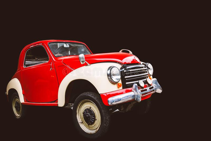 Carros do vintage foto de stock