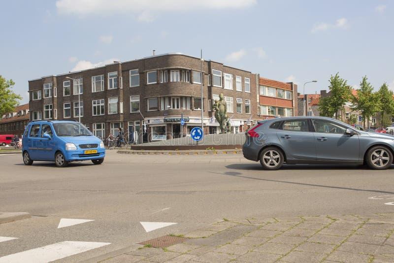 Carrossel nos Países Baixos fotografia de stock royalty free