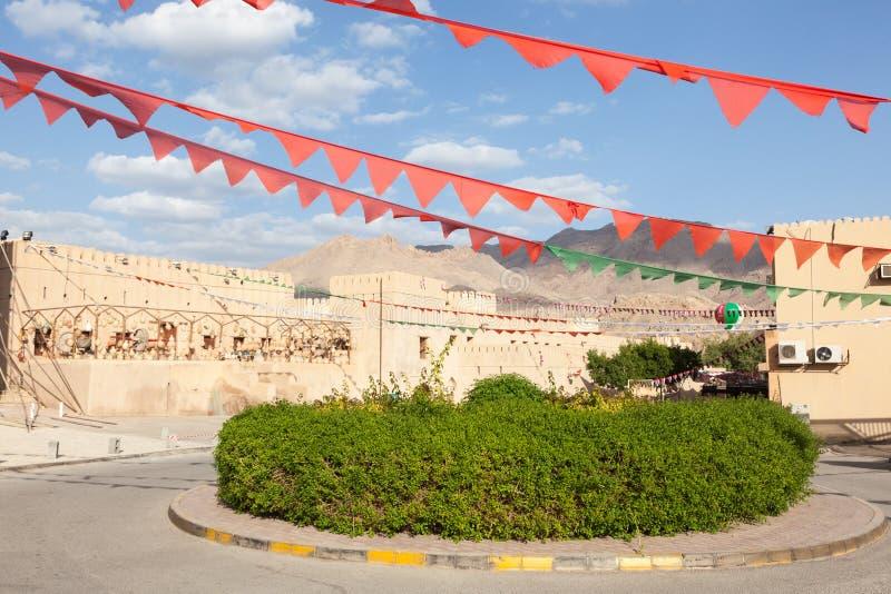 Download Carrossel Verde Em Nizwa, Omã Imagem de Stock - Imagem de médio, curso: 65577129