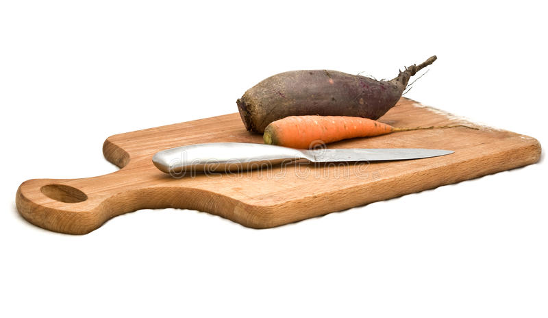 Carrot And Beets Royalty Free Stock Photography