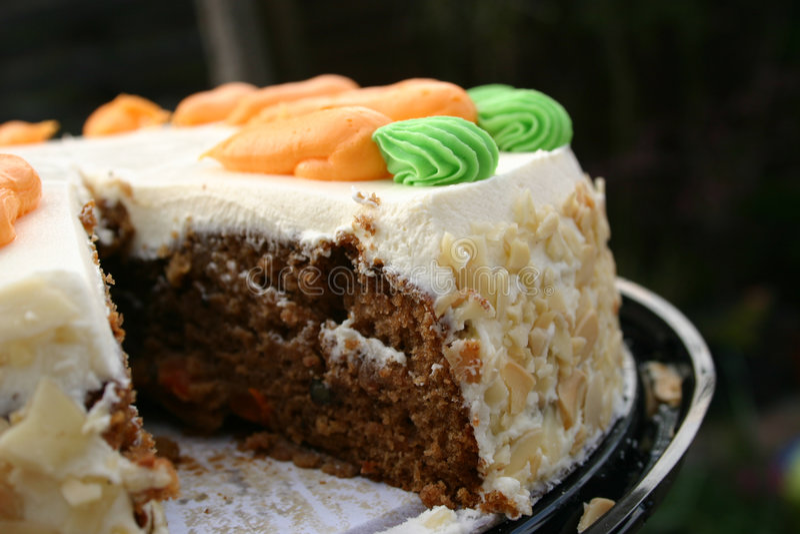 Download Carrot cake stock image. Image of piece, baking, sweet - 2386385