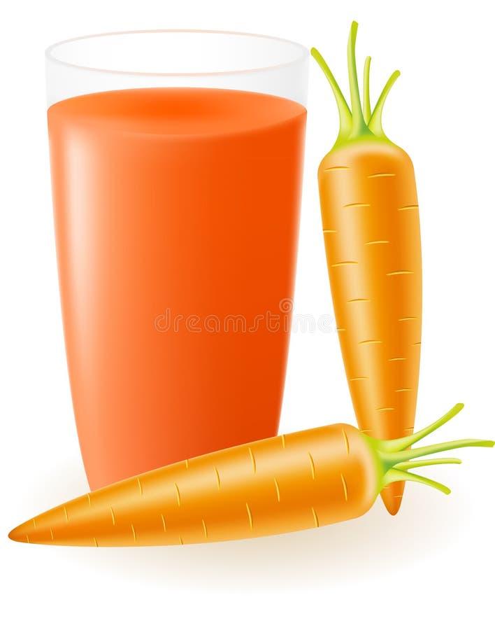 Download Carrot Juice Vector Illustration Stock Vector - Image: 25601075