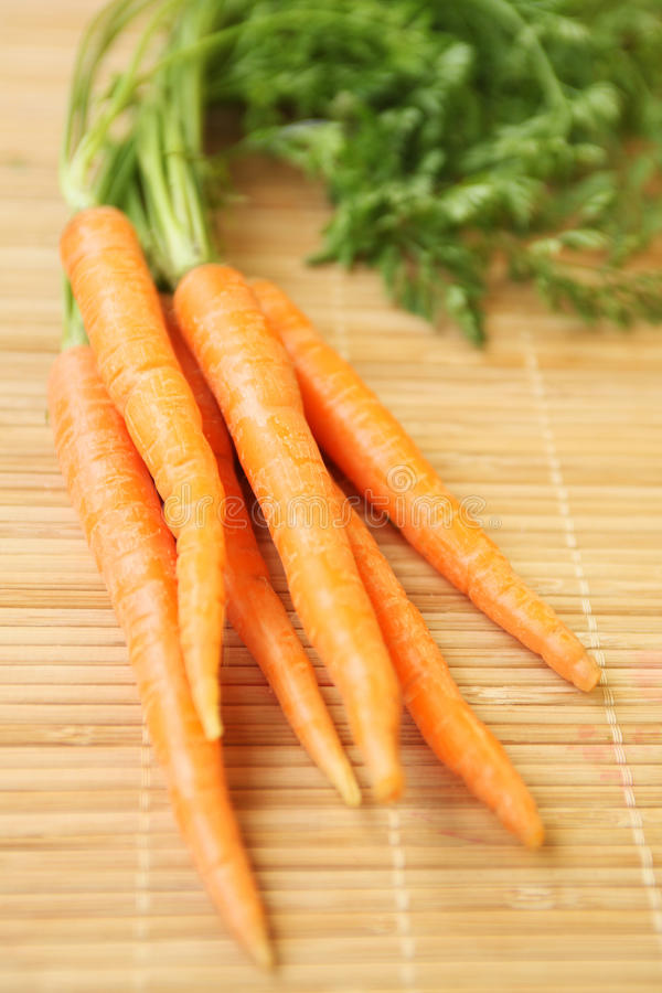 Download Carrots 2 stock photo. Image of eating, crunchy, bright - 17924928