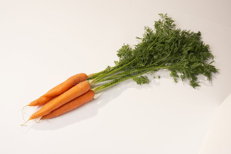 Download Carrots - Karotten stock image. Image of essen, weiss, karotte - 472559