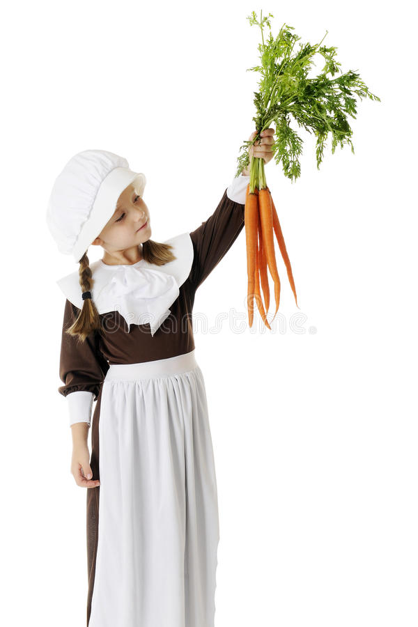 Download Carrots Looking Good stock image. Image of bonnet, child - 26559329