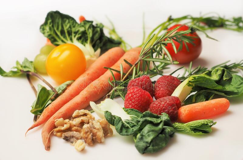 Carrots Tomatoes Vegetables And Other Fruits Free Public Domain Cc0 Image
