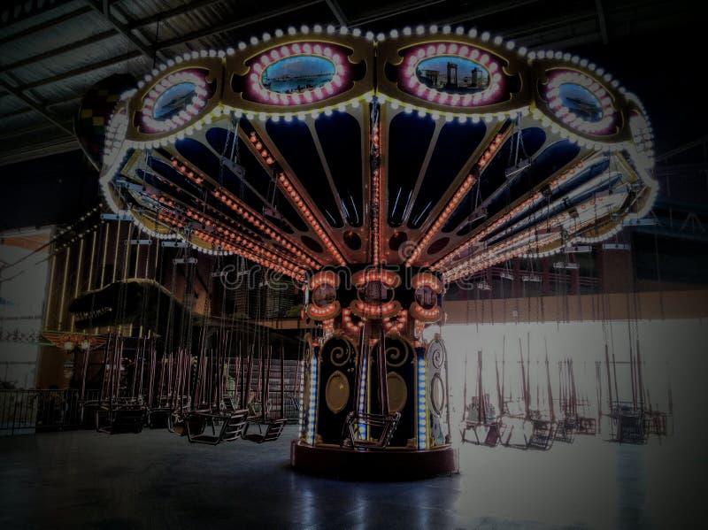 carrousel image libre de droits