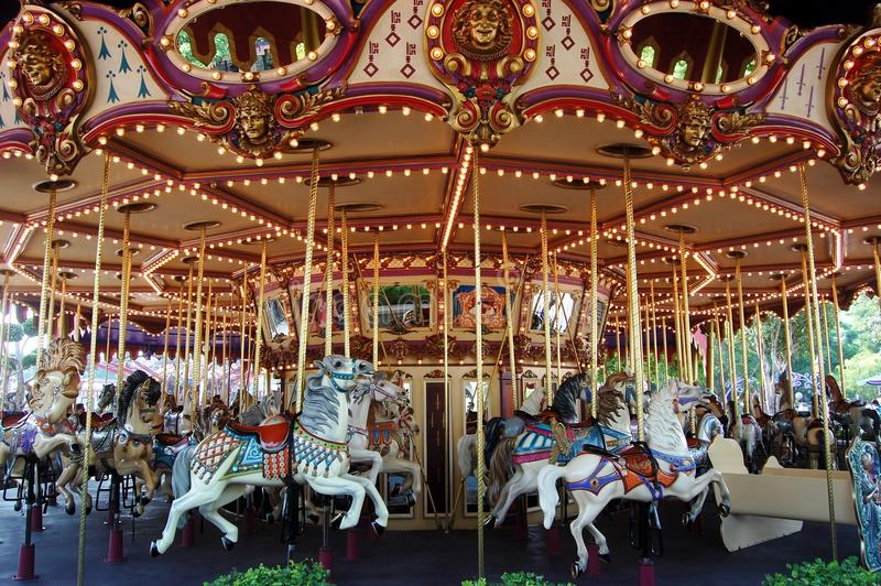 Download Carrousel stock photo. Image of game, round, cheerful - 12546780