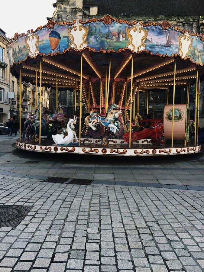 Carrousel стоковые фотографии rf