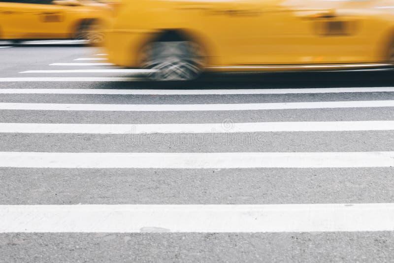 Carrozze di New York City fotografia stock