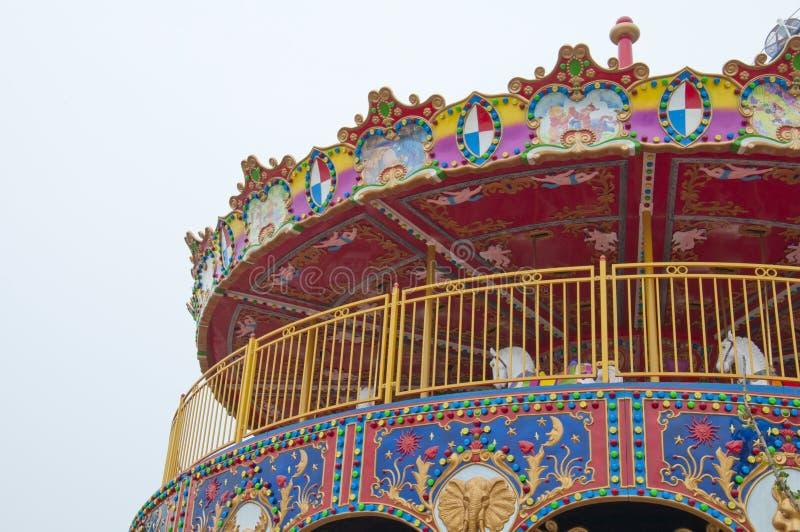 Download Carrusel imagen de archivo. Imagen de parque, clásico - 42440049