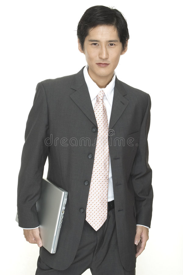 Download Carrying Laptop stock photo. Image of success, electronic - 99536