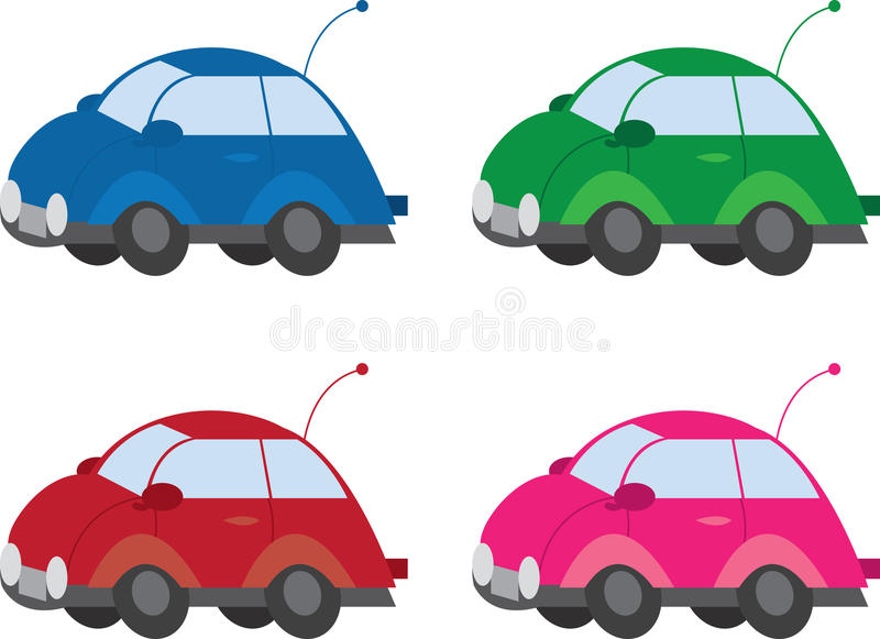Download Cars stock vector. Illustration of vector, road, trip - 22870760