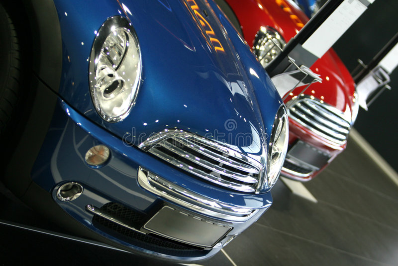 Download Cars stock image. Image of mini, headlights, modern, line - 8797559