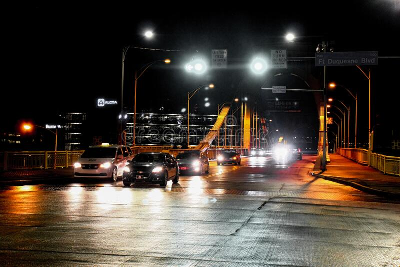 Cars On Bridge Free Public Domain Cc0 Image