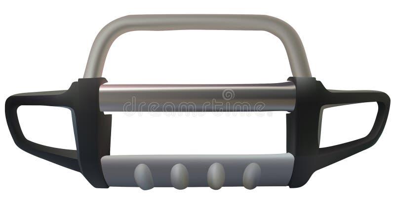 Download Cars bumper stock vector. Image of equipment, cartoon - 36687811