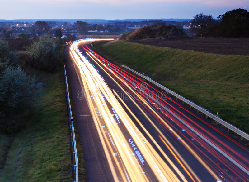 Download Cars Lights Royalty Free Stock Photos - Image: 20103718