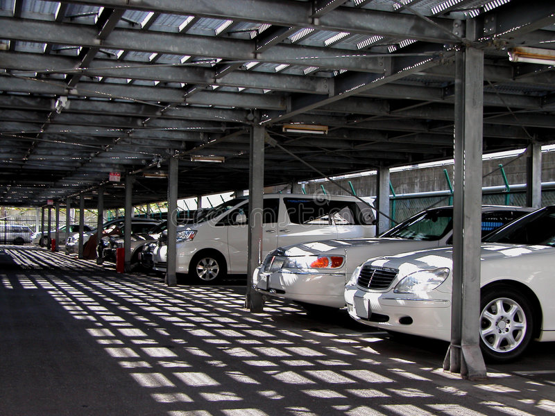 cars parking στοκ εικόνες με δικαίωμα ελεύθερης χρήσης