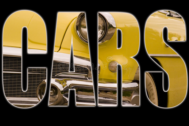 Download Cars Text stock image. Image of collector, cars, antique - 621931