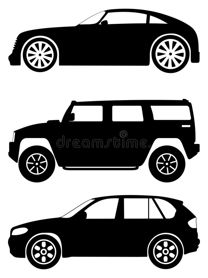 Download Cars Vector Set 2 Royalty Free Stock Photography - Image: 6330957