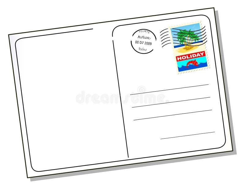 Download Cartão ilustração do vetor. Ilustração de palma, árvores - 10054857