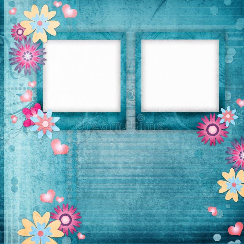 Download Cartão ilustração stock. Ilustração de beleza, felicidade - 29840707