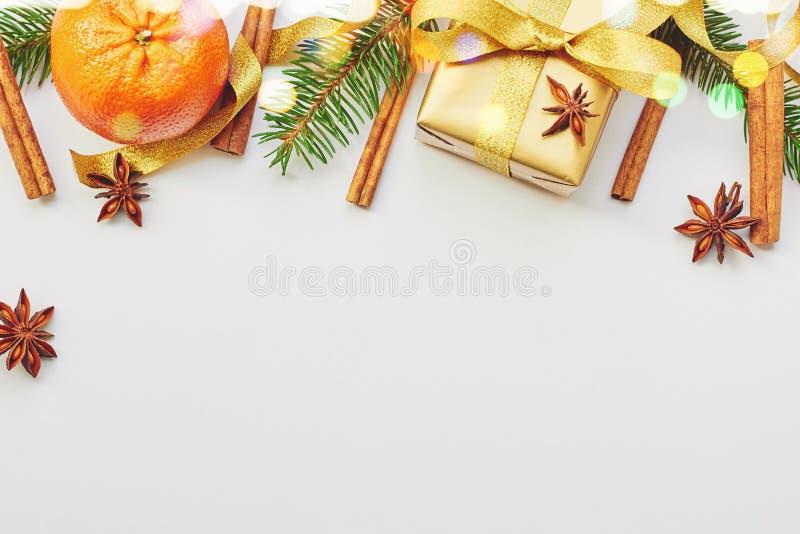 Cartão da beira do feriado do Natal e do ano novo fotos de stock royalty free