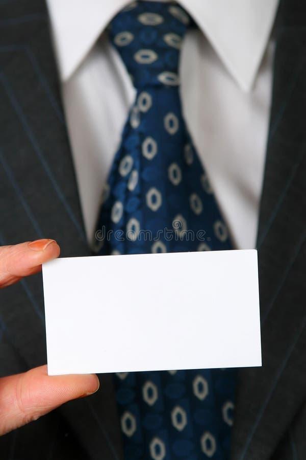 Cartão de Bussines fotos de stock