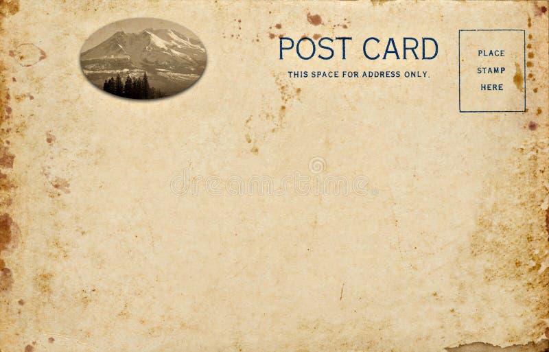 Cartão de Califórnia imagens de stock royalty free