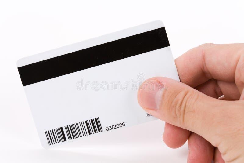 Cartão de dados plástico de Digitas fotos de stock