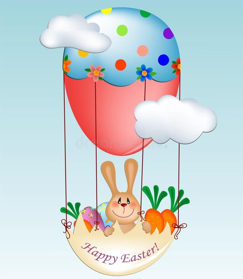 Download Cartão de Easter ilustração do vetor. Ilustração de feriado - 12805524