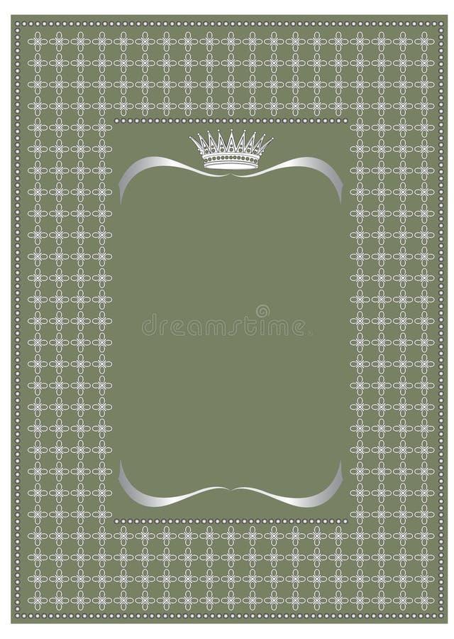Download Cartão de livro da textura ilustração do vetor. Ilustração de flores - 12801539