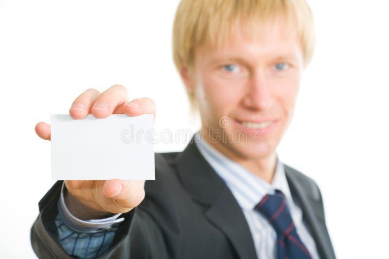 Cartão de visita imagens de stock