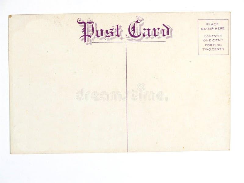 Cartão decorativo do vintage imagens de stock