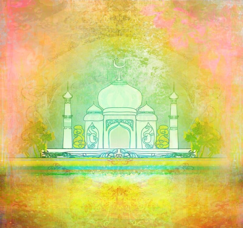 Download Cartão Do Kareem De Ramadan Ilustração Stock - Ilustração de celebration, fasting: 29833445