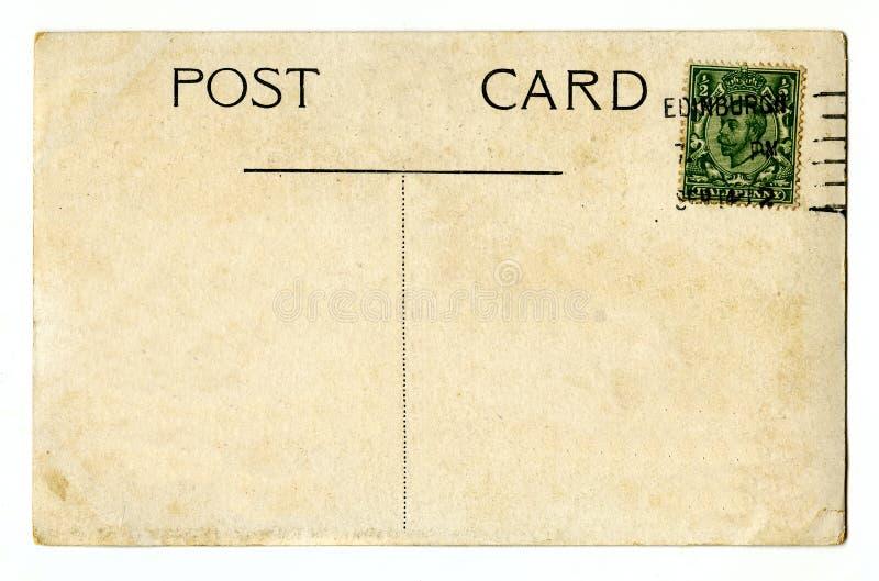 Cartão do vintage fotos de stock royalty free