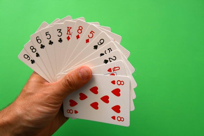Cartões da ponte imagem de stock royalty free