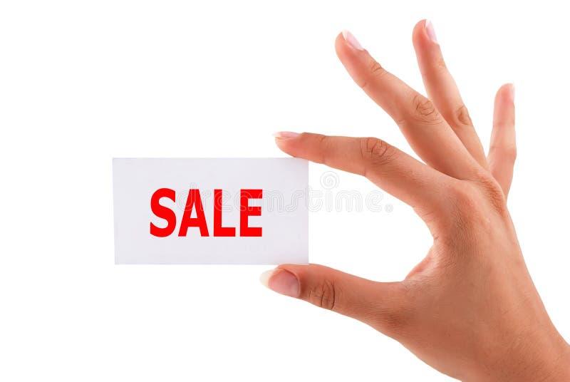 Download Cartões Da Venda Disponivéis Imagem de Stock - Imagem de mensagem, cartão: 26501737