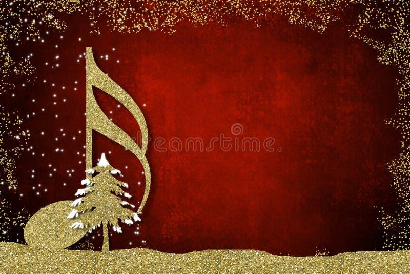 Cartões de cumprimentos da natividade do Natal ilustração do vetor