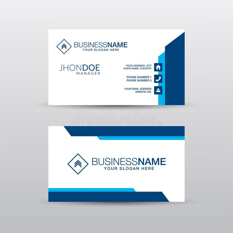 Cartões de empresa fotografia de stock