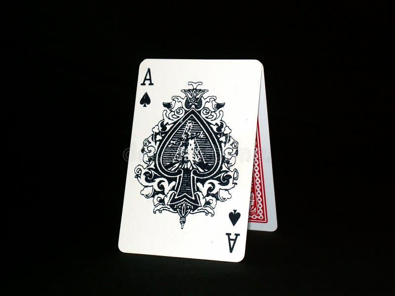 Cartões de jogo 01 imagem de stock